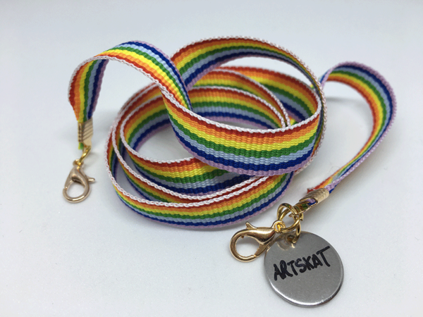 collar-mask ArtSkat ARCOIRIS