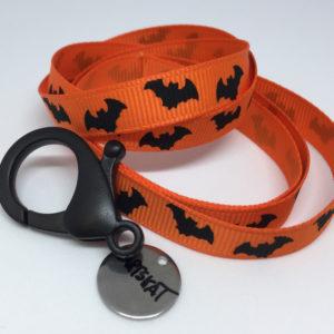 collar-mask ArtSkat PACK UNO HALLOWEEN murciélago