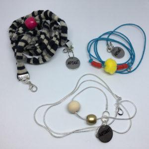 collar-mask ArtSkat PACK TRES AZUL BANDERA