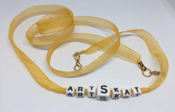 collar-mask ArtSkat PACK UNO NARANJA ARTSKAT PALABRA