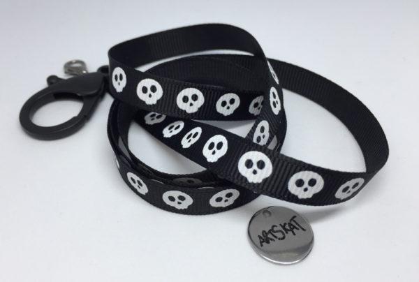 collar-mask ArtSkat PACK uno HALLOWEEN CALAVERA