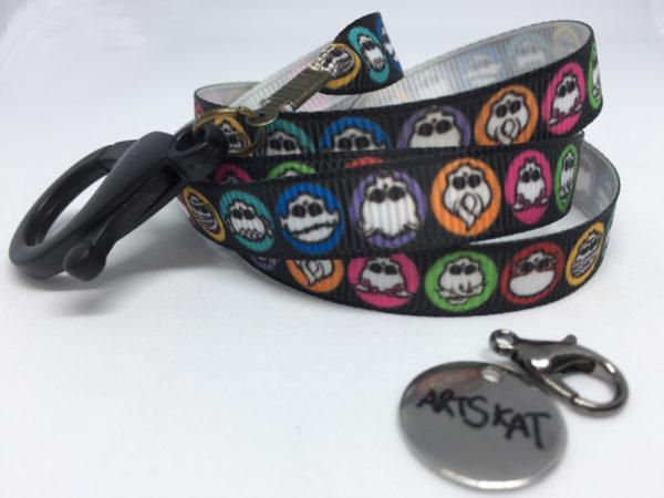 collar-mask ArtSkat PACK uno HALLOWEEN GHOST