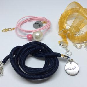 collar-mask ArtSkat PACK TRES MARINO ROSITA ORO