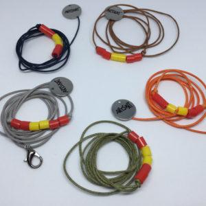 collar-mask ArtSkat PACK CINCO CORDONES ESPAÑA