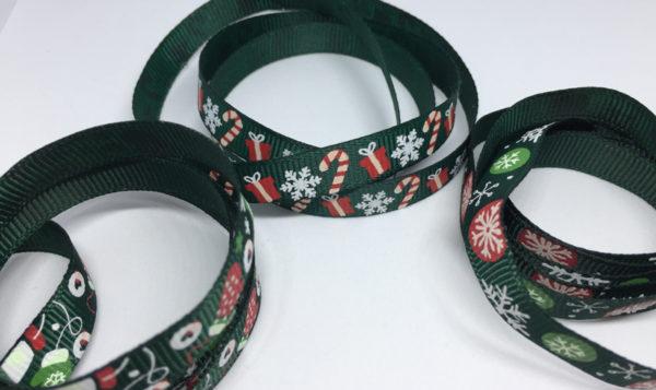 collar-mask ArtSkat PACK TRES NAVIDAD VERDE CON 3 DIBUJOS DISTINTOS